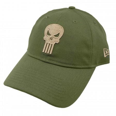 Punisher Salute to Service 9Twenty Adjustable Hat