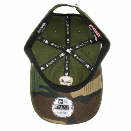 Punisher Salute to Service 9Twenty Adjustable Hat