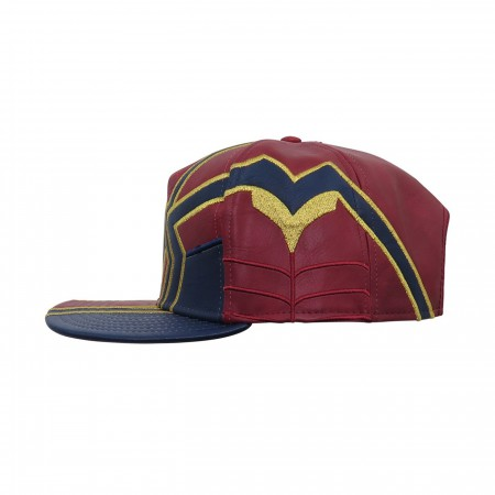Avengers Infinity War Iron Spider Suit-Up Snapback Hat