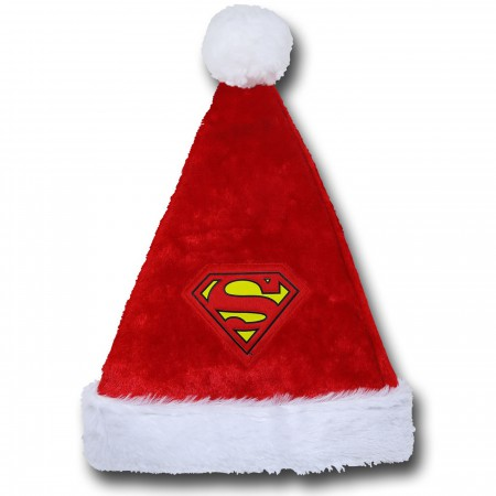 Superman Santa Hat