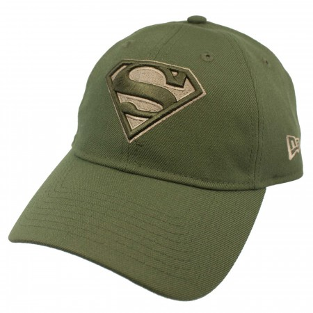 Superman Salute to Service 9Twenty Adjustable Hat