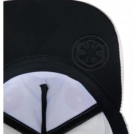 Star Wars AT-AT Pilot Big Face Snapback Hat
