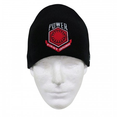 Star Wars The Force Awakens First Order Beanie