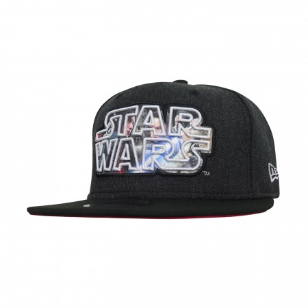 Star Wars Last Jedi Vs Logo 9Fifty Adjustable Hat