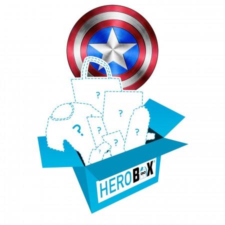 HeroBox Captain America Edition 3.0 for Men