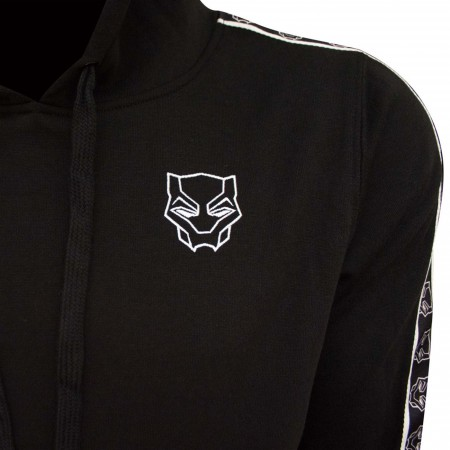 Black Panther Icon High Def Men's Hoodie