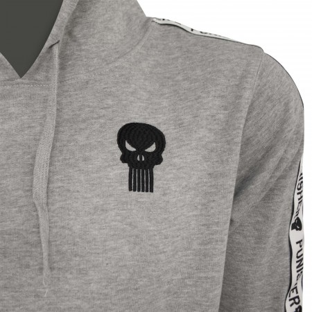 Punisher Icon High Def Men's Hoodie