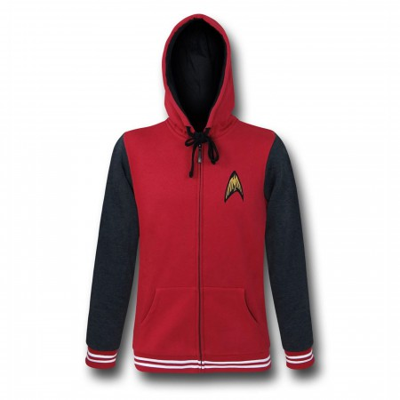 Star Trek Starfleet Varsity Hoodie