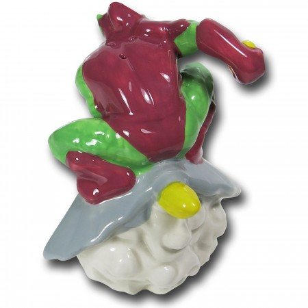 Spiderman Vs. Green Goblin Salt & Pepper Shakers