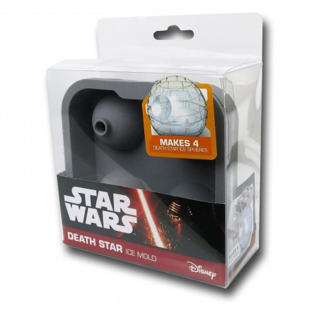 Star Wars Death Star Ice Mold