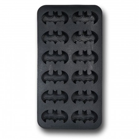 Batman Symbols Ice Cube Tray