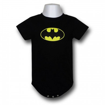 Batman Symbol Infant Snapsuit