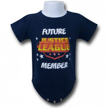 JLA Future Member Infant Snapsuit