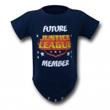 JLA Future Member Infant Snapsuit