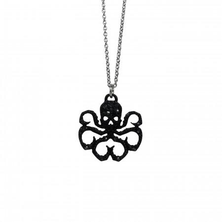 Hydra Gem Symbol Pendant Necklace