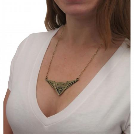 Wonder Woman Tiara Necklace