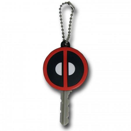 Deadpool Symbol Keyholder Keychain