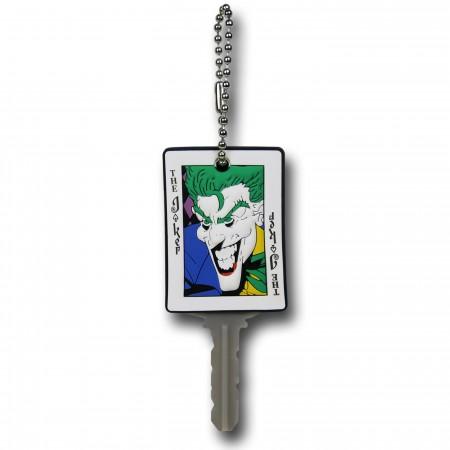 Joker Card Keyholder Keychain
