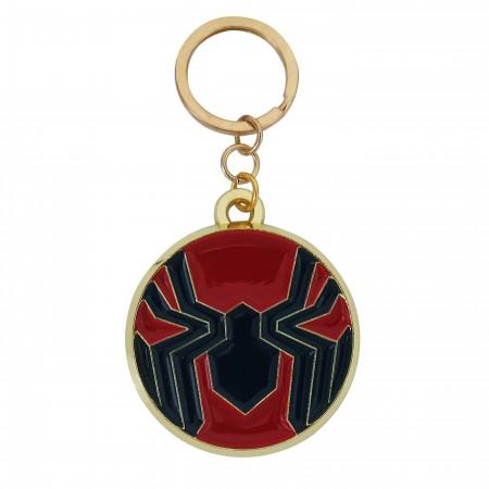 Avengers Infinity War Iron Spider Metal Keychain