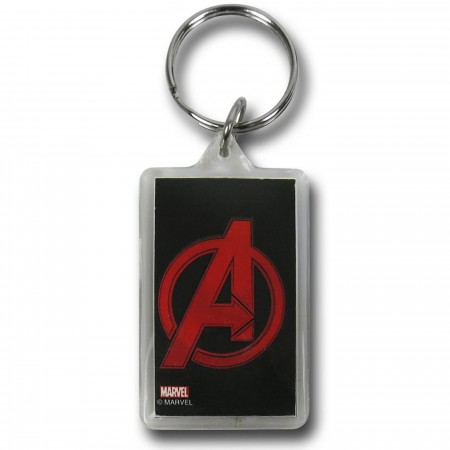Thor Age of Ultron Distressed Keychain