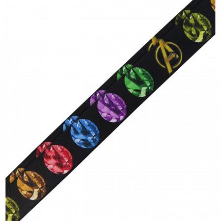 Avengers Infinity War Infinity Stones 1.0 Lanyard