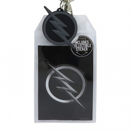 The Flash TV Series Zoom Lanyard with PVC Charm