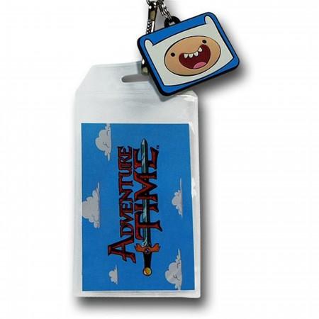 Adventure Time Good Times Lanyard