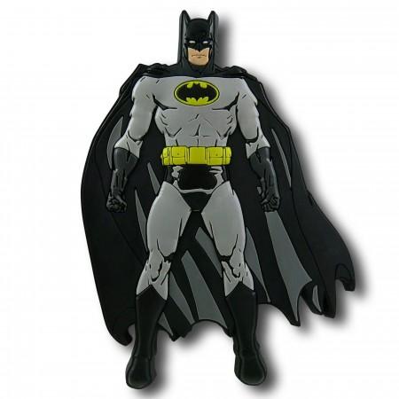 Batman Standing Soft Touch PVC Magnet