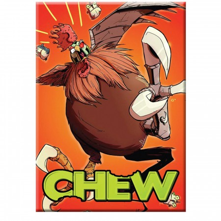 Chew Poyo Magnet