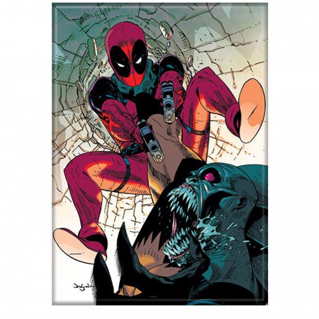 Deadpool Jawbreaker Magnet