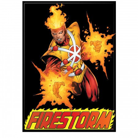 Firestorm Magnet