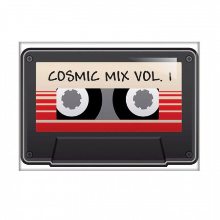 Guardians of the Galaxy Vol. 1 Mixtape Magnet