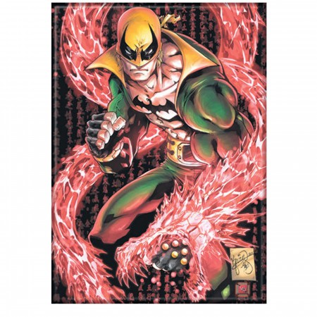 Iron Fist Dragon Magnet