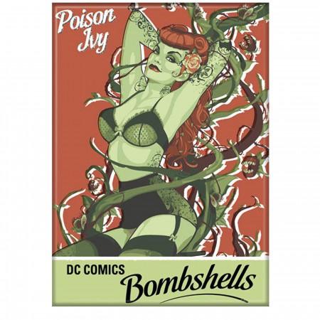Poison Ivy DC Bombshells Magnet