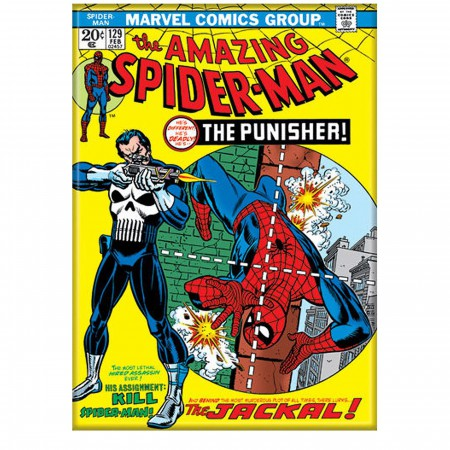 Amazing Spiderman #129 Cover Magnet