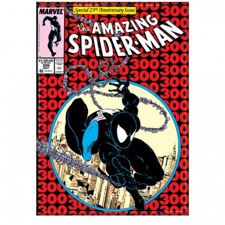 Amazing Spiderman #300 Cover Magnet