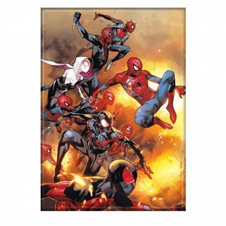 Spiderman Verse Magnet