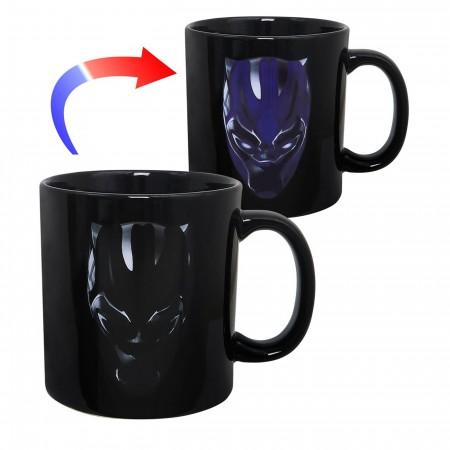 Black Panther Movie 20oz Heat Changing Mug
