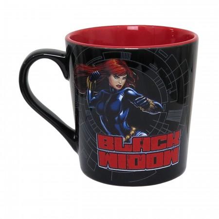 Black Widow Stingers 12oz Ceramic Mug