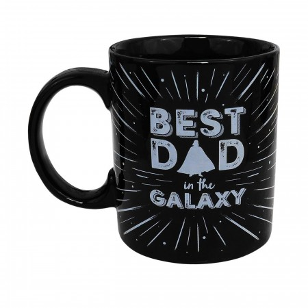 Star Wars Darth Vader Best Dad Mug