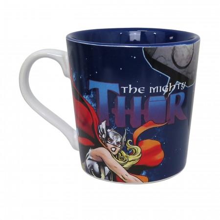 Thor Asgardian Goddess 12oz Ceramic Mug