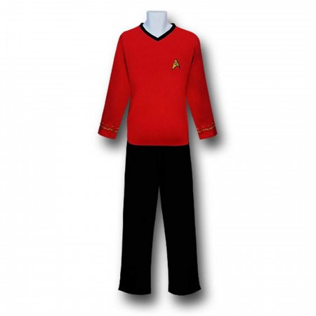 Star Trek Engineering 2-Piece Pajama Set