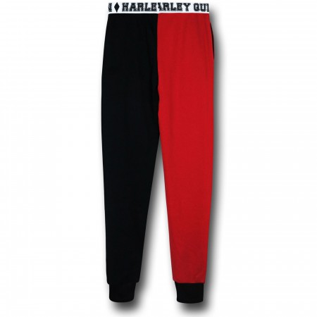 Harley Quinn Women's French Terry Pajama Pants