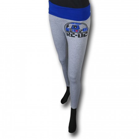 Star Wars R2D2 Women's Yoga Pants