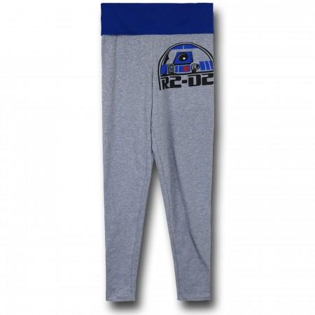 Star Wars R2D2 Women's Yoga Pants