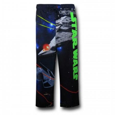 Star Wars Star Destroyer Armageddon Men's Pajama Pants