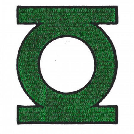 Green Lantern Symbol Patch