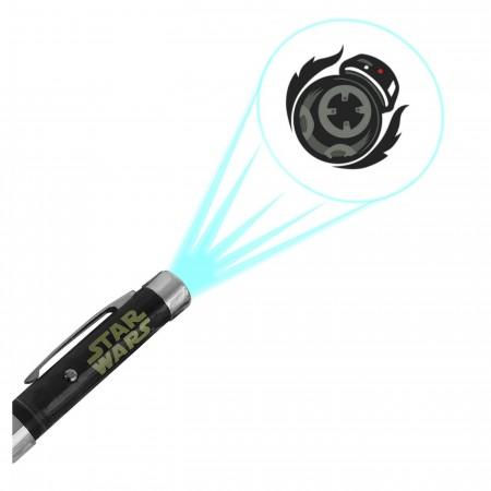 Star Wars Last Jedi BB-9E Projector Pen