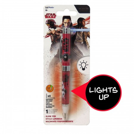 Star Wars The Last Jedi Light Up Pen