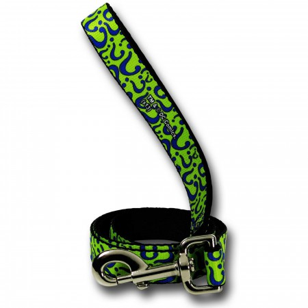 Riddler Symbols Dog Leash